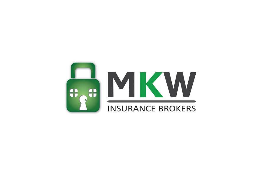 Participación en el concurso Nro.187 para Logo Design for MKW Insurance Brokers  (replacing www.wiblininsurancebrokers.com.au)