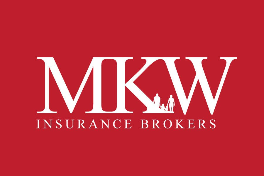 Contest Entry #381 for Logo Design for MKW Insurance Brokers  (replacing www.wiblininsurancebrokers.com.au)