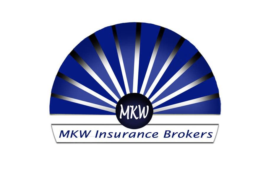 Natečajni vnos #                                        251                                      za                                         Logo Design for MKW Insurance Brokers  (replacing www.wiblininsurancebrokers.com.au)