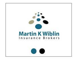 #130 pentru Logo Design for MKW Insurance Brokers  (replacing www.wiblininsurancebrokers.com.au) de către aaaadvert