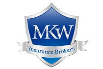Graphic Design Contest Entry #318 for Logo Design for MKW Insurance Brokers  (replacing www.wiblininsurancebrokers.com.au)