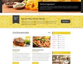 #25 para Создание веб-сайта for the thegoldenshisha.com por AkhilAbraham