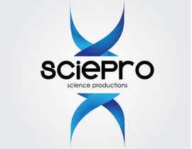 #47 для Logo Design for SciePro - science productions от rgallianos