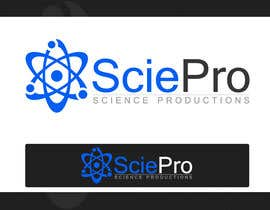 #74 para Logo Design for SciePro - science productions por niwrek