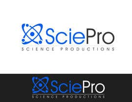 #38 для Logo Design for SciePro - science productions от niwrek