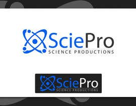 #64 для Logo Design for SciePro - science productions от niwrek