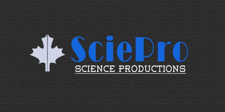 Конкурсная заявка №54 для Logo Design for SciePro - science productions