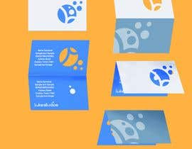 #56 para Business Card Design for Luke's Studio de AlaKowalczyk