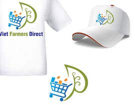 #119 untuk Logo Design for Viet Farmers Direct oleh creativesweb