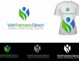 #142 para Logo Design for Viet Farmers Direct por safi97