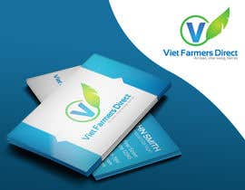 #217 for Logo Design for Viet Farmers Direct af ipanfreelance