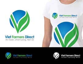 #17 untuk Logo Design for Viet Farmers Direct oleh arabi10