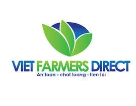 #99 for Logo Design for Viet Farmers Direct by cikqis88
