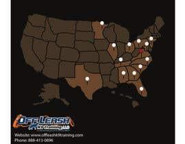 #3 para Design a Map Of Dog Training Locations por smagin