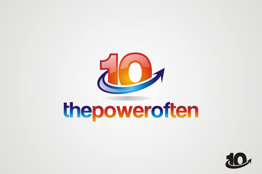 Entri Kontes #                                        49                                      untuk                                        Logo Design for The Power of Ten