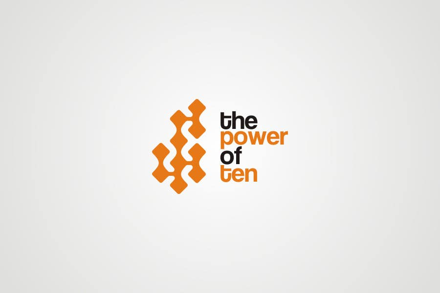 Entri Kontes #                                        324                                      untuk                                        Logo Design for The Power of Ten