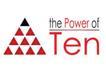 Contest Entry #555 for Logo Design for The Power of Ten