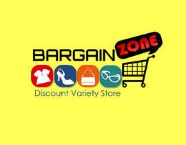 #35 untuk Design a Logo for Bargain Zone oleh howieniksz