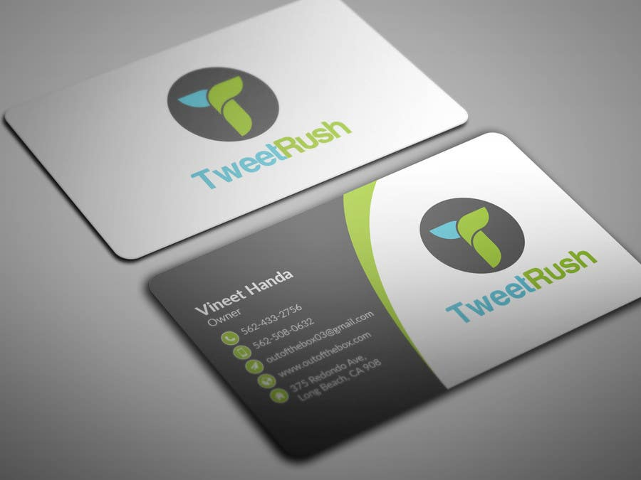Entry #8 by BikashBapon for Design some Business Cards For ...