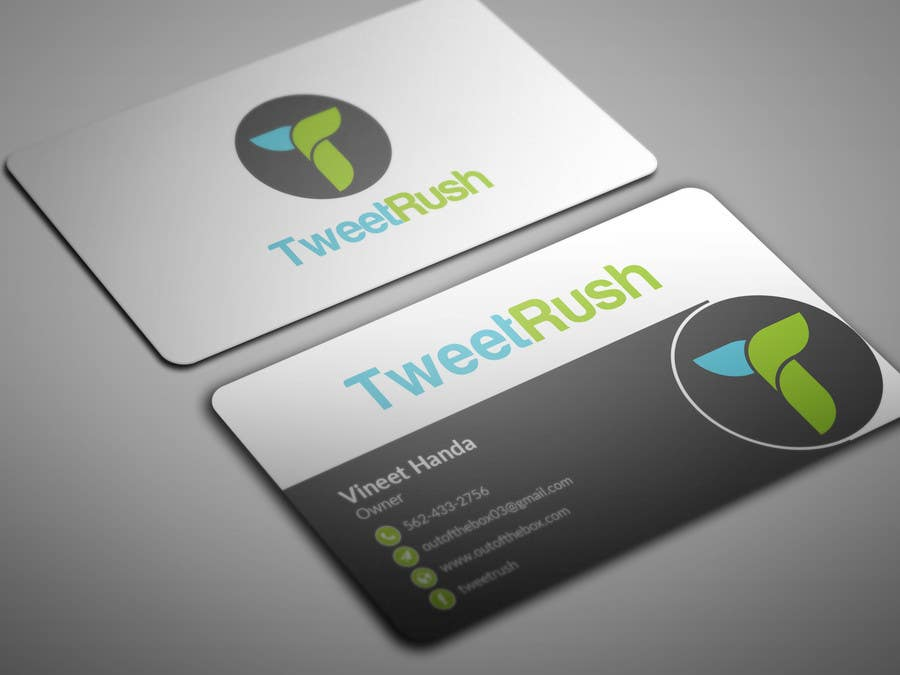 Entry #17 by BikashBapon for Design some Business Cards For ...