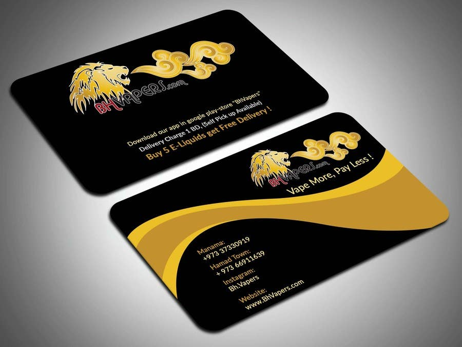Entry #14 by itopup777 for Design some Business Cards | Freelancer