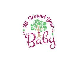 #19 for Develop a Corporate Identity for Allaroundyourbaby boutique by CBDesigns101