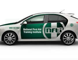 #31 для Graphic Design for NFTI (National Firstaid Training Institute от nwnm