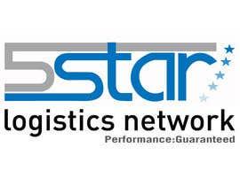 fysputhalath tarafından Color-Change on our Logo for 5 Star Logistics Network için no 54