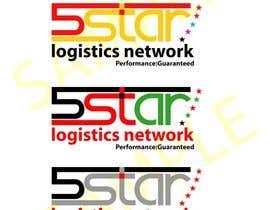 bipul39 tarafından Color-Change on our Logo for 5 Star Logistics Network için no 46