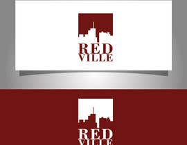 #42 for Design a logo for RedVille.be by Taboha