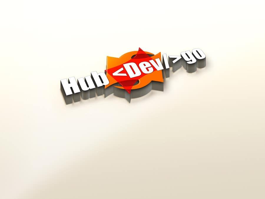 Inscrição nº                                         10                                      do Concurso para                                         Diseñar un logotipo para Hubdesarrollo.com