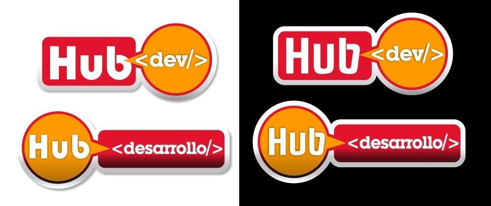 Inscrição nº                                         30                                      do Concurso para                                         Diseñar un logotipo para Hubdesarrollo.com