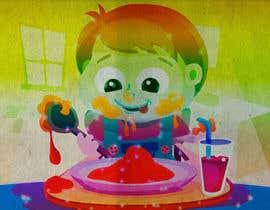 Nro 97 kilpailuun Design a Baby Book! käyttäjältä lounissess