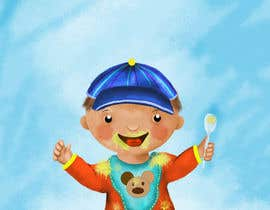 Nro 107 kilpailuun Design a Baby Book! käyttäjältä mimoza79