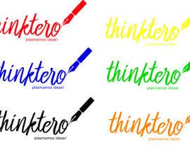 "#22 for Diseña el logo para ""Thinktero"" by juanbreidenbach"