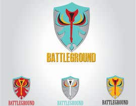 #3 for Illustrate My Official Warrior Shield for my new record Battleground by chandraprasadgra
