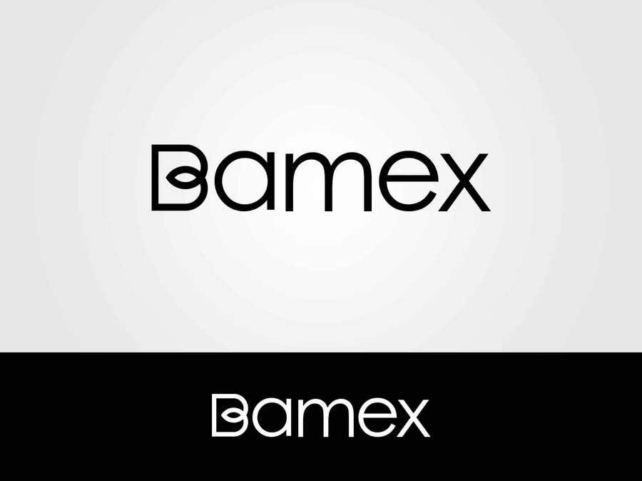 Proposition n°642 du concours Logo Design for Bamex