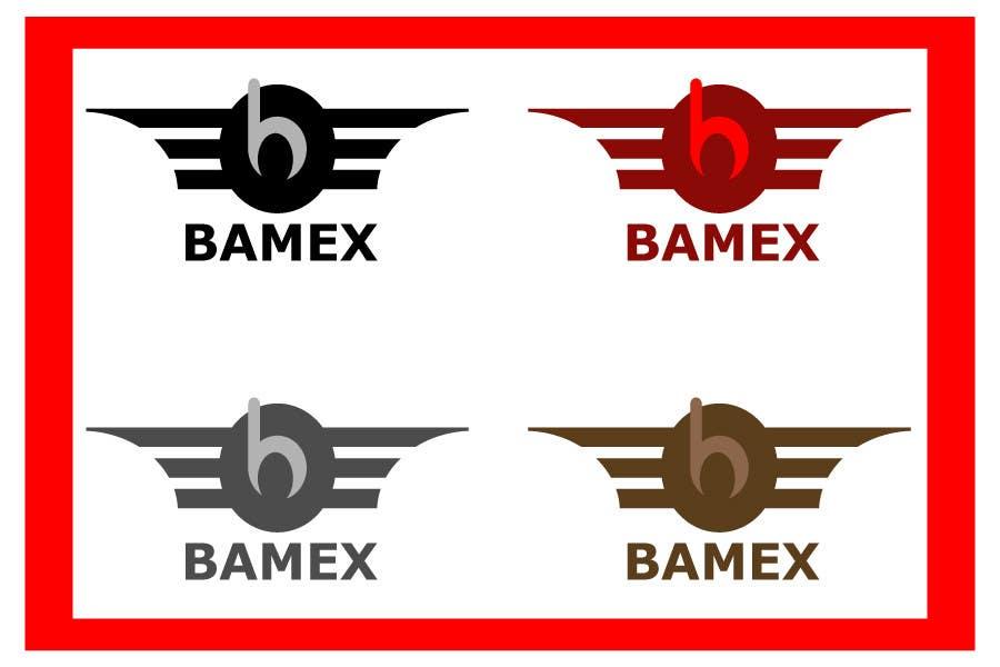 Proposition n°649 du concours Logo Design for Bamex