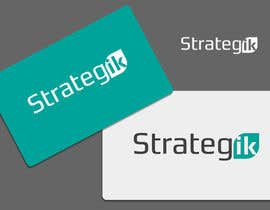 mamunfaruk tarafından Design a Logo for Strategik için no 369