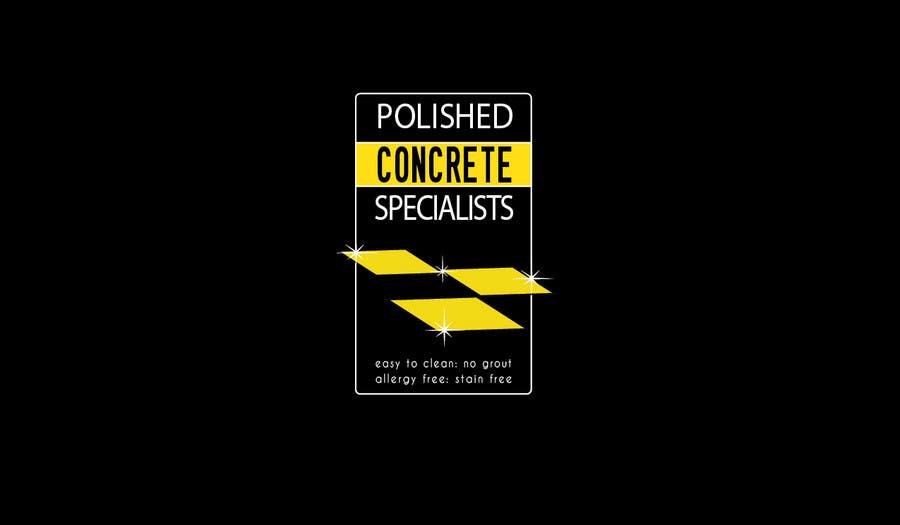 Konkurrenceindlæg #46 for Logo Design for Polished Concrete Specialists
