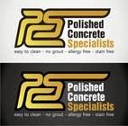 Logo Design for Polished Concrete Specialists için Graphic Design20 No.lu Yarışma Girdisi