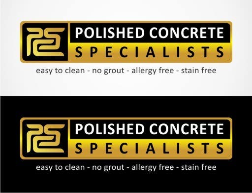 Penyertaan Peraduan #21 untuk Logo Design for Polished Concrete Specialists