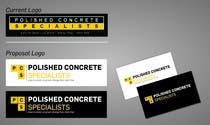 Graphic Design Entri Peraduan #15 for Logo Design for Polished Concrete Specialists