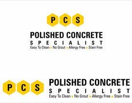 #128 untuk Logo Design for Polished Concrete Specialists oleh oxygenwebtech