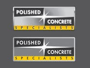 Logo Design for Polished Concrete Specialists için Graphic Design134 No.lu Yarışma Girdisi