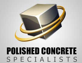 EhabSherif tarafından Logo Design for Polished Concrete Specialists için no 155