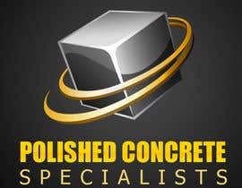 EhabSherif tarafından Logo Design for Polished Concrete Specialists için no 157