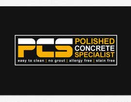 #3 for Logo Design for Polished Concrete Specialists af kerzzz