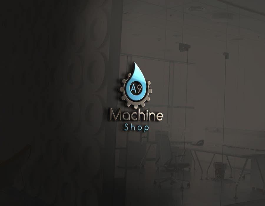 Entry 146 By Bangladeshlogo32 For Design A Logo For A Machine Shop