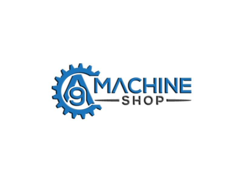 Entry 74 By Kawsarhamid789 For Design A Logo For A Machine Shop